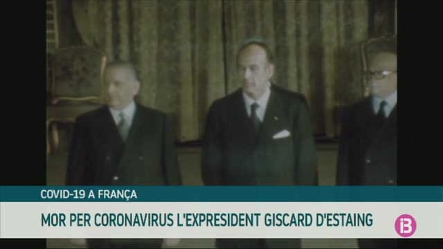 L%27expresident+franc%C3%A8s+Val%C3%A9ry+Giscard+d%27Estaing+mor+pel+coronavirus