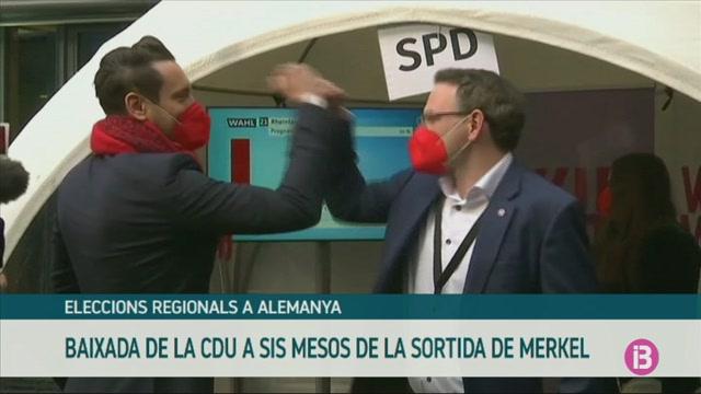 Derrota+de+la+CDU+a+sis+mesos+de+les+eleccions+generals