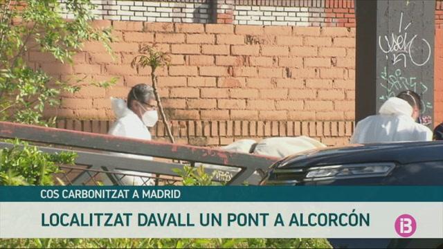 Localitzen+un+cad%C3%A0ver+carbonitzat+a+Madrid