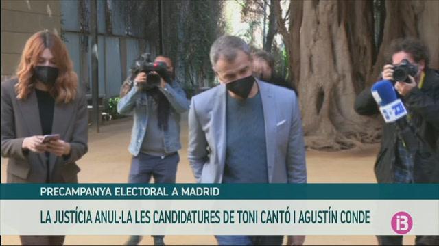 Un+jutjat+de+Madrid+ha+excl%C3%B2s+Toni+Cant%C3%B3+i+Agust%C3%ADn+Conde+de+la+llista+electoral+del+PP+a+Madrid