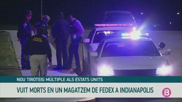 8+morts+en+un+tiroteig+a+les+instal%C2%B7lacions+de+FedEx+d%27Indianapolis