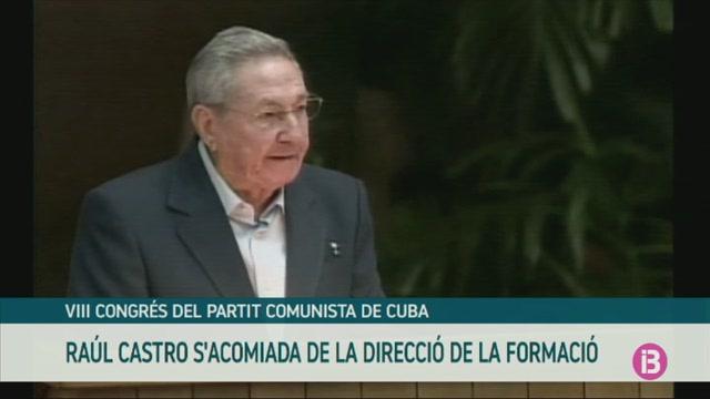 Comen%C3%A7a+el+VIII+Congr%C3%A9s+del+Partit+Comunista+de+Cuba