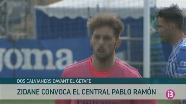 Zidane+convoca+Pablo+Ram%C3%B3n+per+jugar+contra+el+Getafe