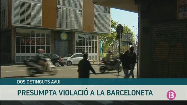 Detinguts+dos+homes+per+una+presumpta+violaci%C3%B3+a+Barcelona