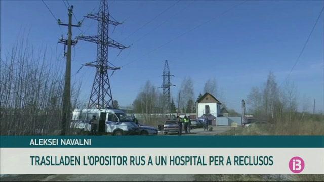 Traslladen+Navalni+a+un+hospital+per+a+reclusos