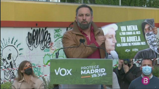 El+govern+espanyol+denunciar%C3%A0+Vox+per+un+presumpte+delicte+d%27odi+en+un+cartell+electoral