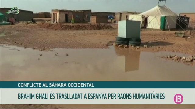 Brahim+Ghali+%C3%A9s+traslladat+a+Espanya+per+raons+humanit%C3%A0ries