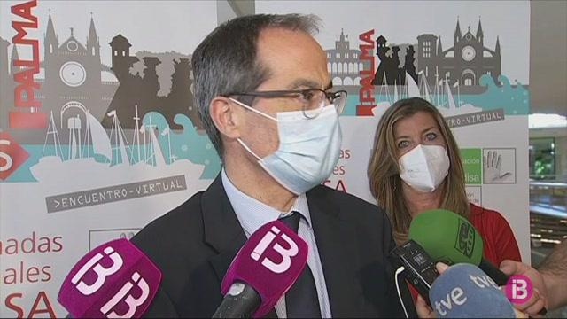 Les+XI+Jornades+de+la+Societat+Espanyola+de+Directius+de+la+Salut+avaluaran+l%27actuaci%C3%B3+davant+la+Covid-19