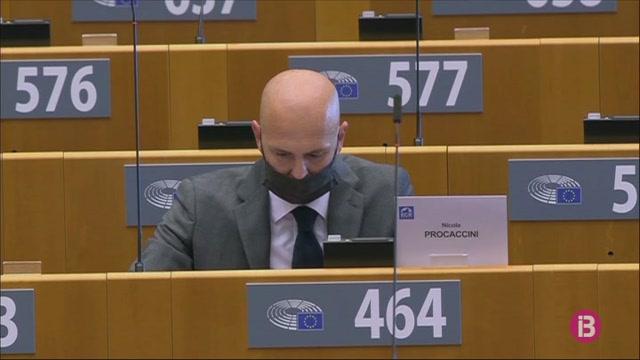 El+Parlament+Europeu+ratifica+l%27acord+comercial+amb+el+Regne+Unit+despr%C3%A9s+del+Brexit
