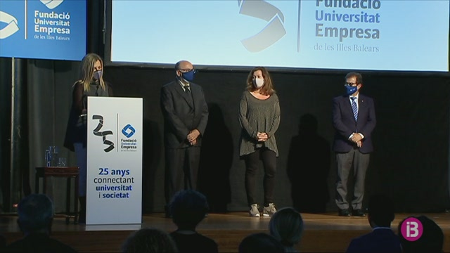 La+Fundaci%C3%B3+Universitat-Empresa+de+les+Balears+celebra+els+25+anys