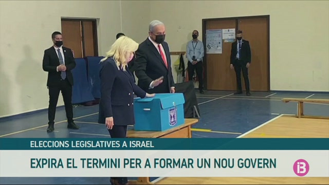 Expira+el+termini+per+a+formar+govern+a+Israel