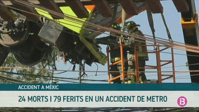 Almanco+24+morts+i+79+ferits+en+l%27accident+de+metro+de+Ciutat+de+M%C3%A8xic