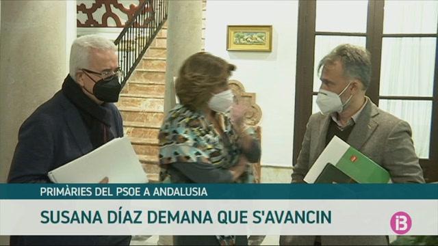 Susana+D%C3%ADaz+demana+avan%C3%A7ar+les+prim%C3%A0ries+del+PSOE+a+Andalusia+i+anuncia+que+hi+concorrer%C3%A0