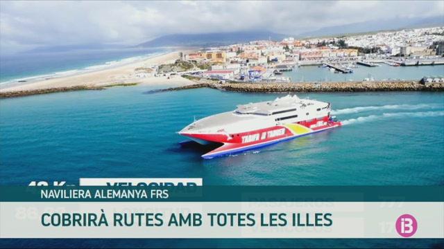 La+naviliera+alemanya+FRS+oferir%C3%A0+dues+rutes+mar%C3%ADtimes+entre+les+Illes