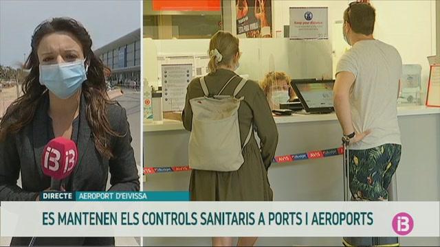 Continuen+els+controls+sanitaris+a+ports+i+aeroports+d%27Eivissa
