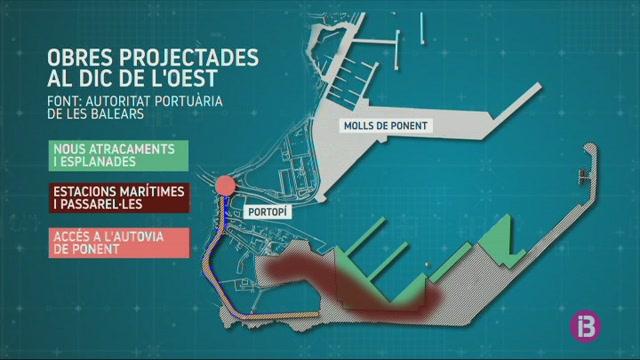 El+port+de+Palma+remodelar%C3%A0+i+ampliar%C3%A0+el+dic+de+l%27Oest+per+acollir-hi+fins+a+vuit+ferris