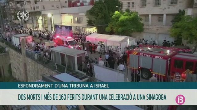 Dos+morts+i+desenes+de+ferits+a+causa+d%27un+esfondrament+en+una+sinagoga+a+Cisjord%C3%A0nia