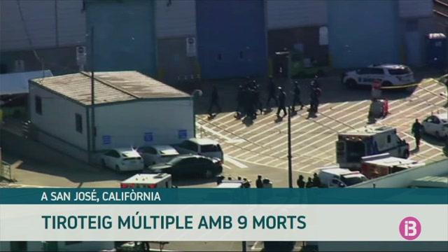 Nou+morts+en+un+tiroteig+a+la+ciutat+californiana+de+San+Jos%C3%A9