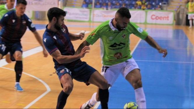El+Palma+Futsal+s%27estrena+a+la+lliga+amb+derrota+per+1+a+2+contra+el+Llevant