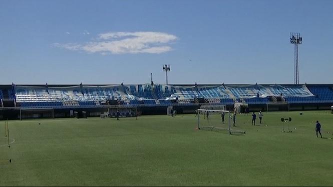Darrer+entrenament+de+la+UD+Eivissa+a+Can+Misses+abans+de+viatjar+cap+al+play-off+d%27ascens
