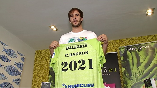 Carlos+Barr%C3%B3n+promet+compet%C3%A8ncia+a+la+porteria+del+Palma+Futsal