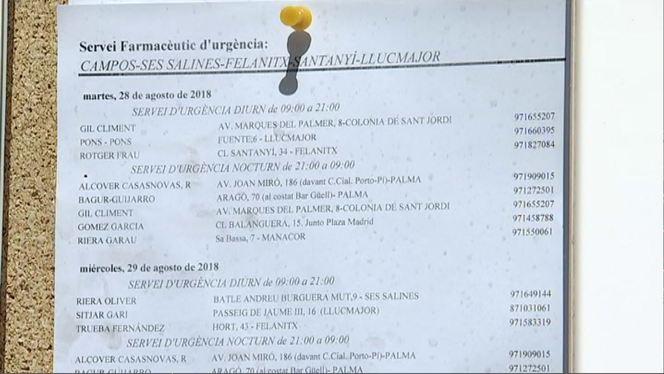Atribueixen+la+manca+de+farm%C3%A0cies+de+gu%C3%A0rdia+a+pobles+de+Mallorca+a+la+falta+de+demanda