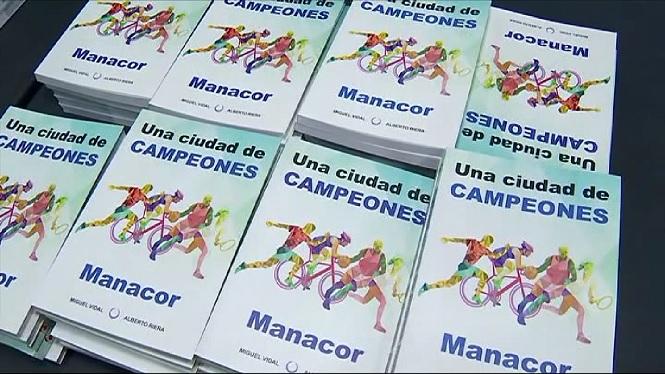 El+periodista+Miquel+Vidal+presenta+el+seu+llibre+%26%238216%3BUna+ciutat+de+campions%27