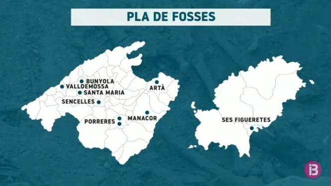 El+segon+pla+de+fosses+preveu+excavar+a+8+municipis+de+Mallorca+i+Eivissa+i+trobar+una+quarantena+de+persones