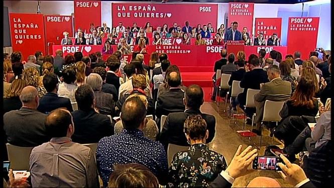 El+comit%C3%A8+federal+del+PSOE+aprova+per+unanimitat+les+llistes+electorals