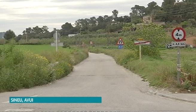 El+PP+reclama+la+millora+urgent+de+la+carretera+que+uneix+Sineu+i+Petra