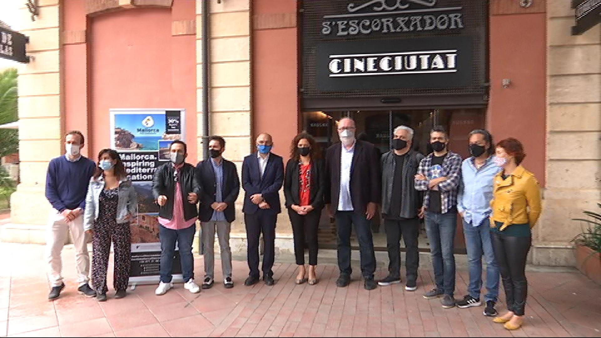 La+Mallorca+Film+Comission+presenta+5+curtmetratges+per+promocionar+Mallorca+com+a+plat%C3%B3+de+rodatge