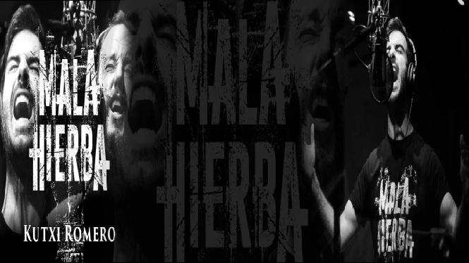 Mala+Hierba+compta+amb+Kutxi+Romero%2C+de+Marea%2C+pel+seu+nou+videoclip