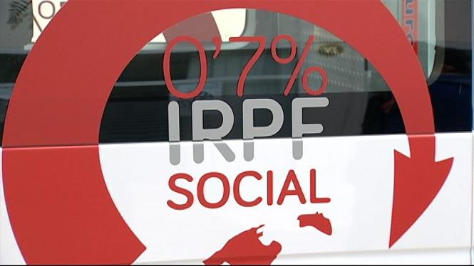 Tretze+organitzacions+rebran+ajudes+gr%C3%A0cies+al+0%2C7%25+de+l%27IRPF+social