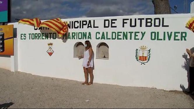 Mariona+Caldentey+dona+nom+al+municipal+de+Felanitx