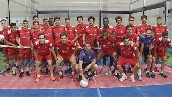 El+Mallorca+es+distreu+jugant+a+padbol