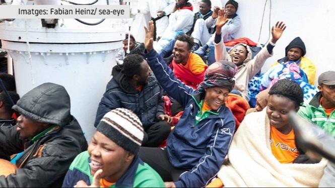 Desembarquen+a+Malta+els+62+migrants+de+l%27Alan+Kurdi