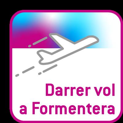DARRER VOL A FORMENTERA
