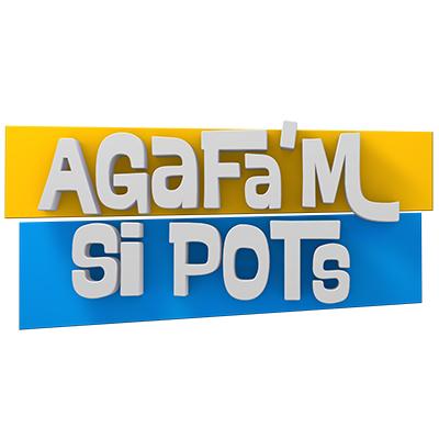 AGAFA'M SI POTS