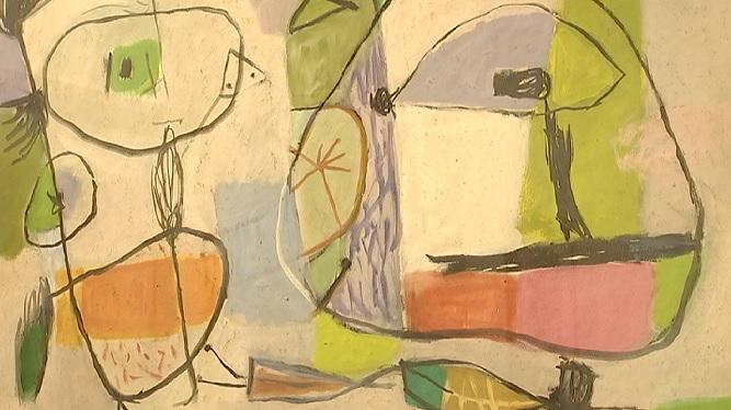 Les+pintures+i+dibuixos+d%27Erwin+Broner+arriben+a+Eivissa