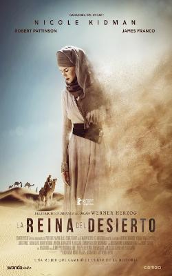 LA REINA DEL DESERT