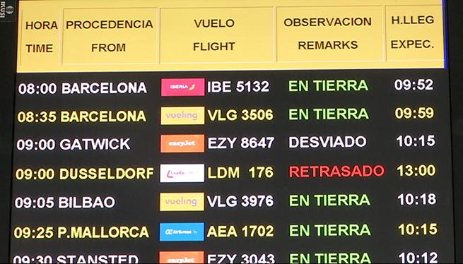 Dos+vols+amb+destinaci%C3%B3+a+Eivissa+s%C3%B3n+desviats+a+Palma+per+tempestes+el%C3%A8ctriques