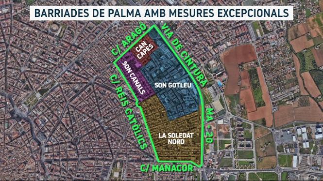 Salut+confina+quatre+barriades+de+Palma%3A+Son+Gotleu%2C+Can+Capes%2C+la+Soledat+i+Son+Canals