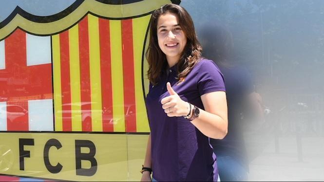 El+FC+Barcelona+fitxa+Cata+Coll