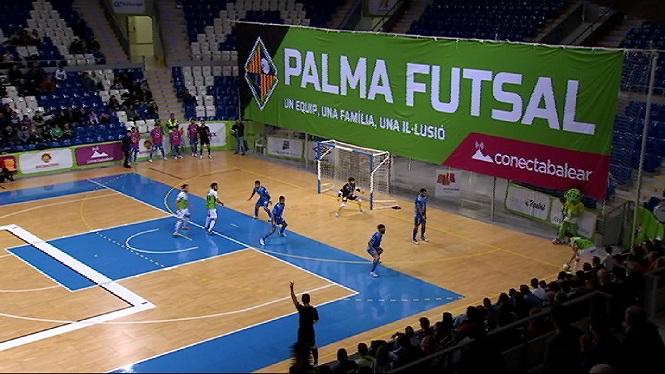 El+Palma+futsal+cerca+la+vict%C3%B2ria+a+Pen%C3%ADscola