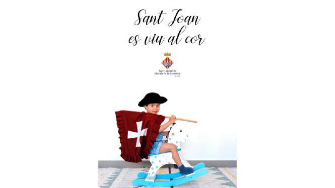 La+imatge+d%27un+infant+a+casa+il%C2%B7lustra+el+cartell+del+Sant+Joan+d%27enguany