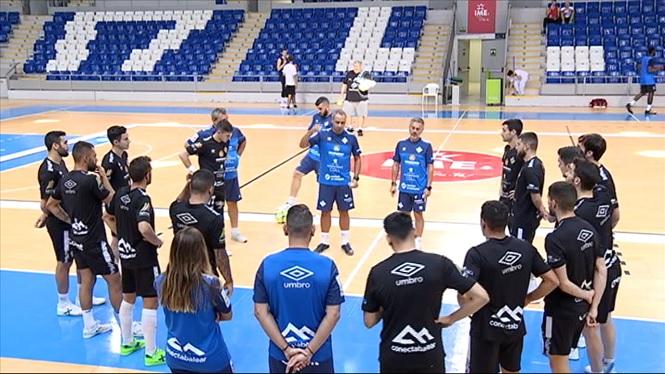 El+Palma+Futsal+torna+a+escena