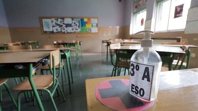 Els+alumnes+de+les+Balears+no+tornaran+a+classe+aquest+curs