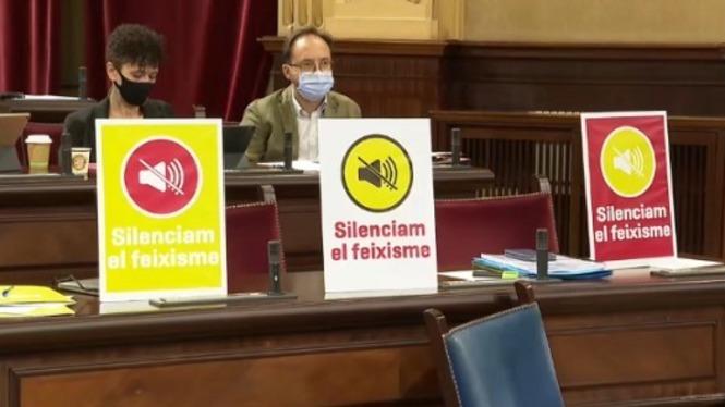 M%C3%89S+per+Mallorca+abandona+la+sala+de+plens+del+parlament+durant+la+interveci%C3%B3+de+VOX