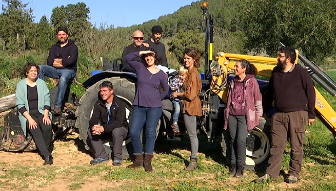 Quatre+dones+impulsen+l%27Associaci%C3%B3+de+Pagesos+de+Sant+Josep+de+sa+Talaia
