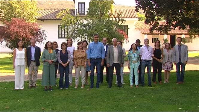 Reuni%C3%B3+informal+del+gabinet+de+Pedro+S%C3%A1nchez+a+Quintos+de+Mora